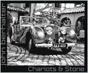 Chariots & Stone Photography Exhibit, by John Berhalter