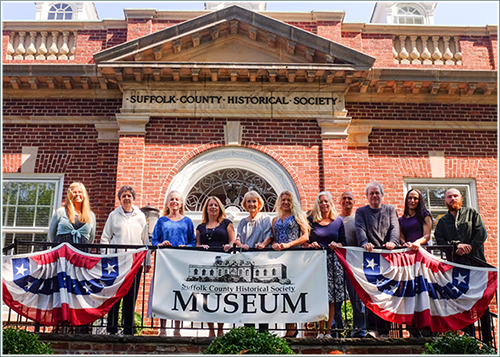 Suffolk County Historical Society Staff