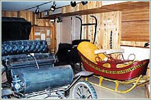 Early Suffolk Transport Exhibit