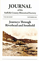 Journal of the Suffolk County Historical Society from 2020