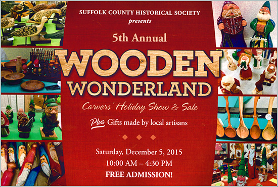 5TH ANNUAL WOODEN WONDERLAND
